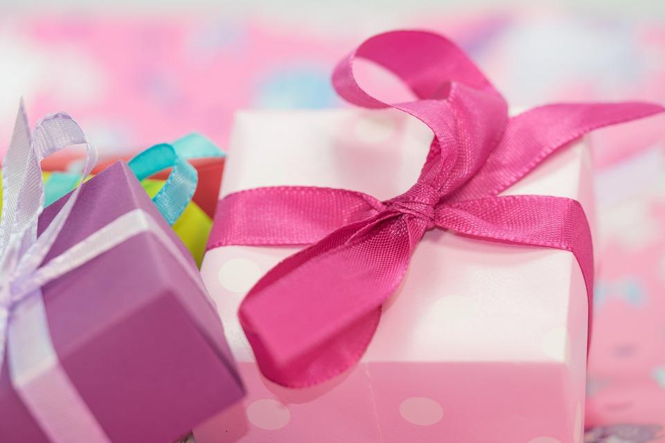 darčeky balíky