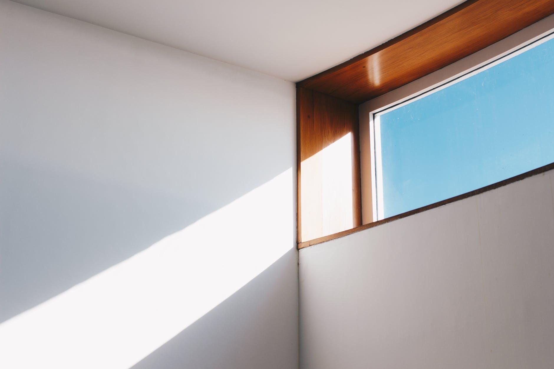 okno, svetlo